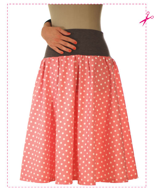 Schnittmuster Petticoat Kostenlos Pictures to pin on Pinterest
