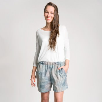 Sewing Pattern Shorts Jessica
