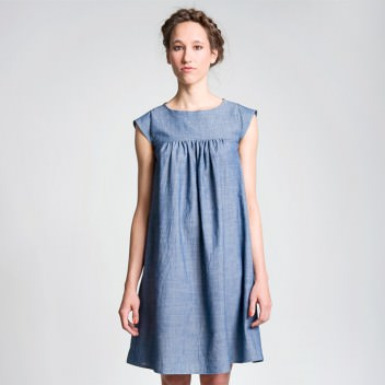 Sewing Pattern Dress Hannah
