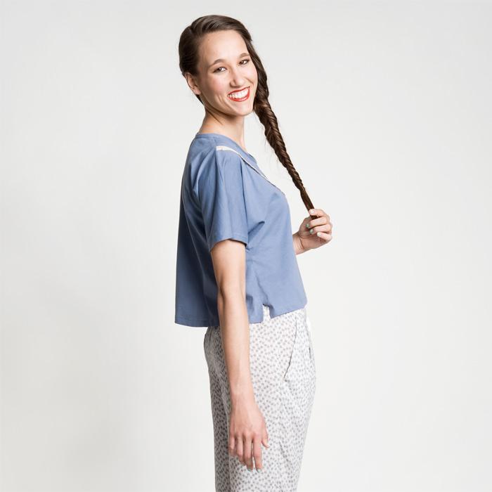 Schnittmuster T-Shirt Katja | schnittchen patterns