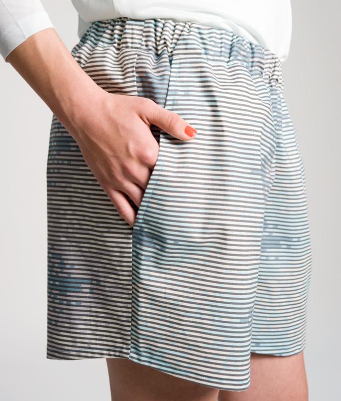 Sewing Pattern Shorts Jessica
