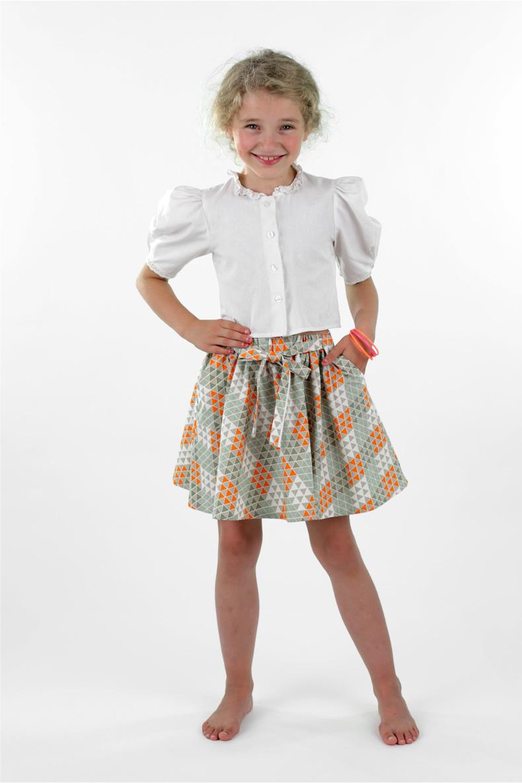 Sewing Pattern Skirt Franka