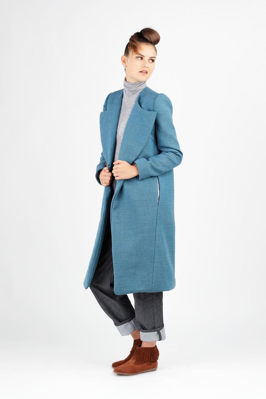 15b815ba1d465 Sewing Pattern Coat Joanna
