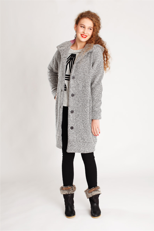 Sewing Pattern Coat Malu