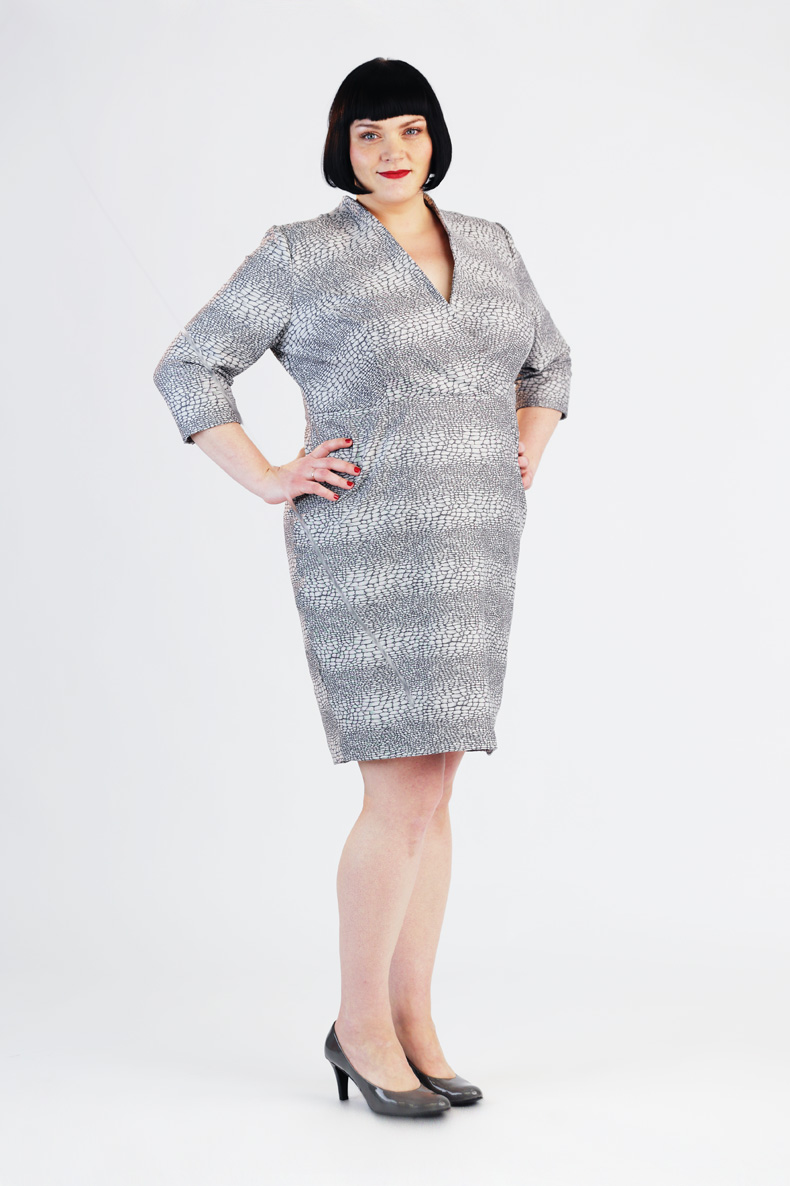 Plus Size Sewing Patterns by Schnittchen