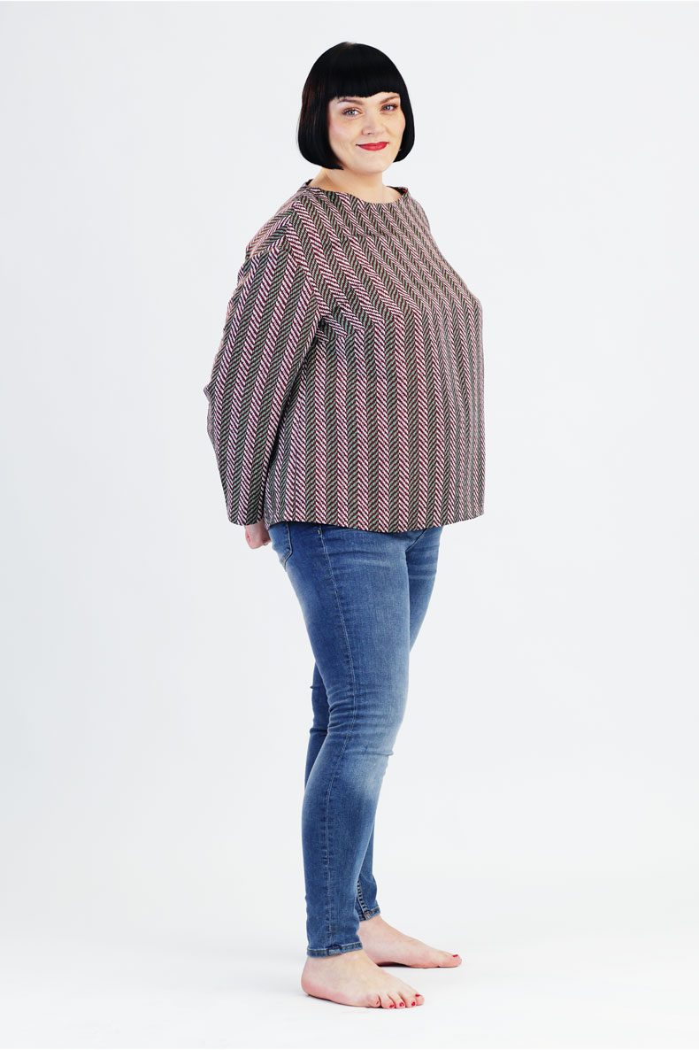 Shirts, Blouses and Tops - easy Sewing Patterns