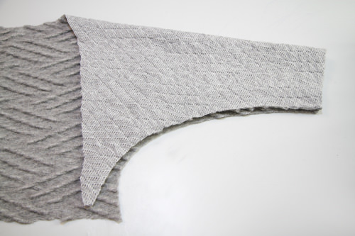 schnittmuster jacke louise fotoanleitung | schnittchen patterns