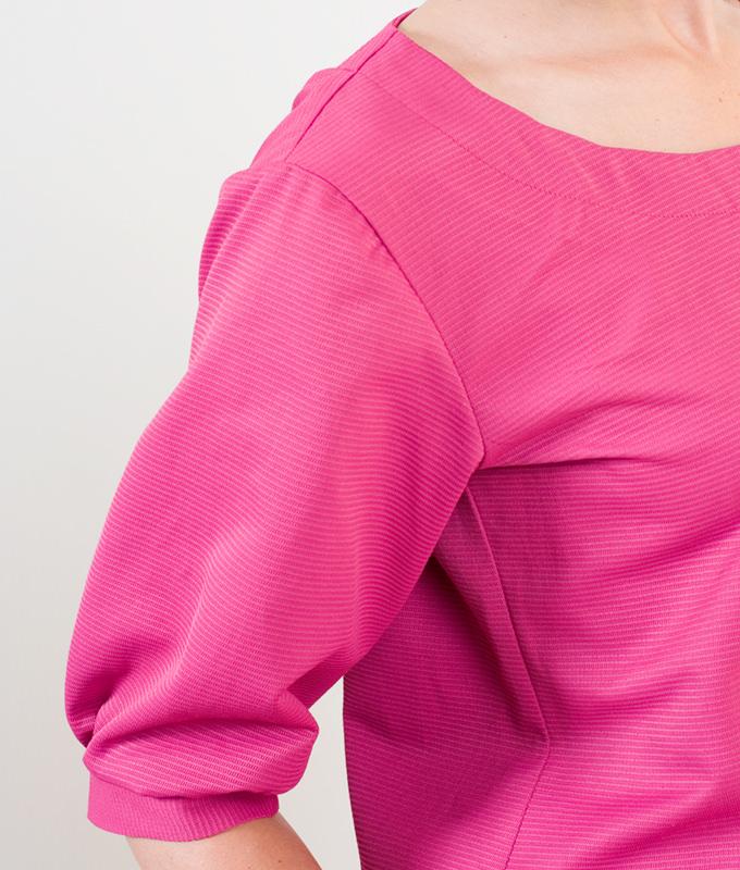 Schnittmuster Shirt Sophie