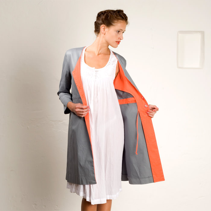 Schnittmuster Mantel Marie | schnittchen patterns