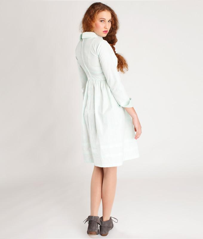 Schnittmuster Kleid Zoe