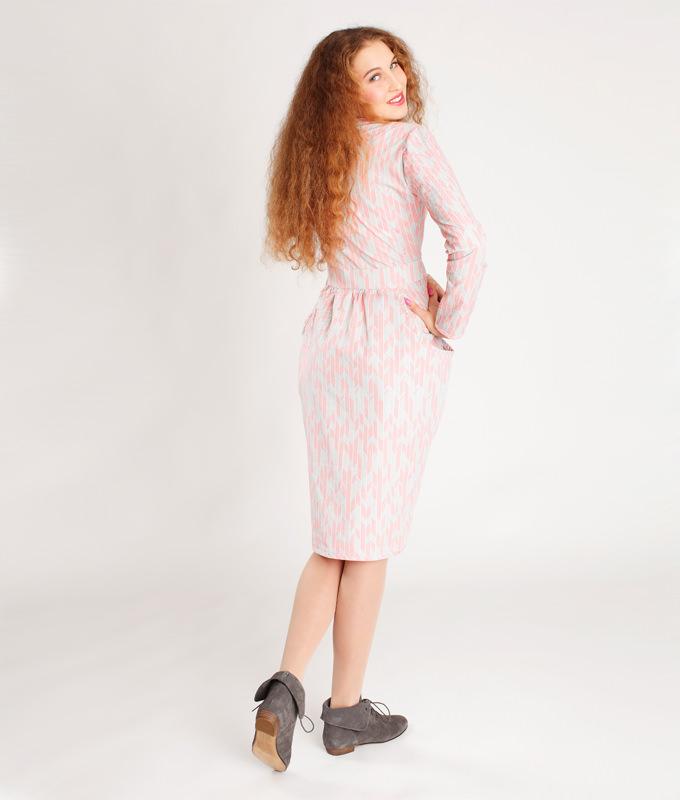 Schnittmuster Kleid Sally