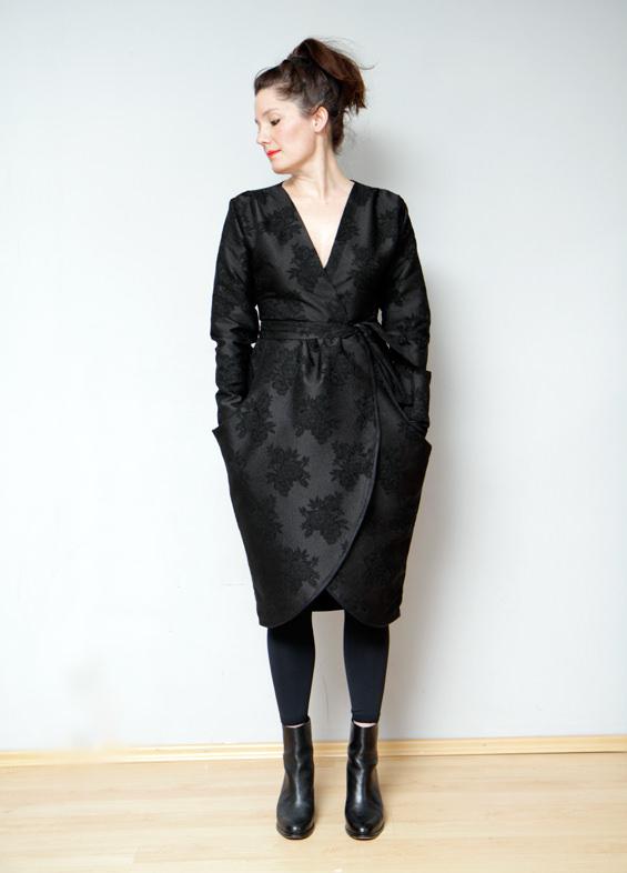 Neues Schnittmuster Kleid Sally