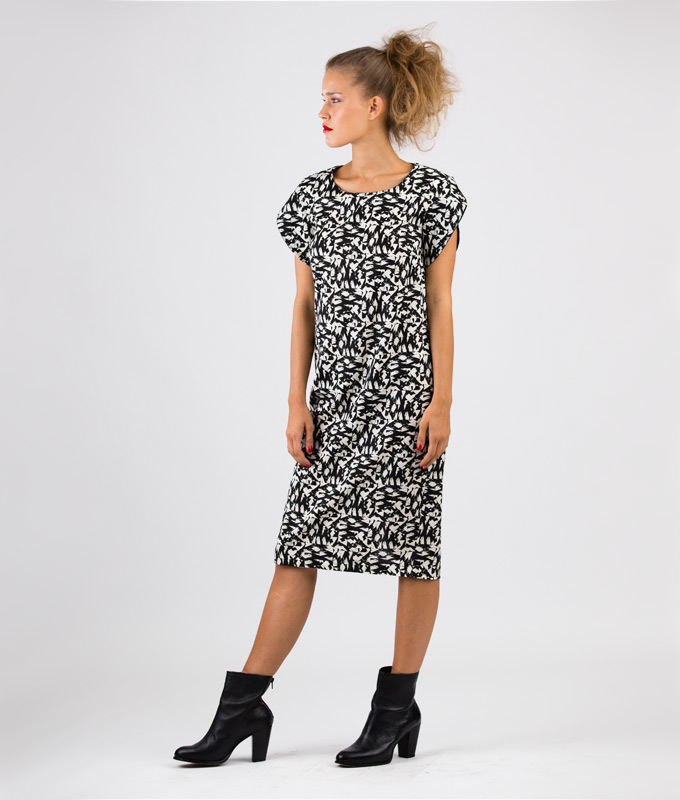 Schnittmuster Kleid Julie