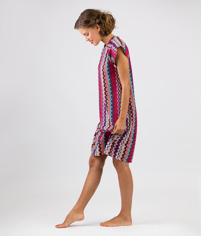 Schnittmuster Shirt und Kleid Laisa