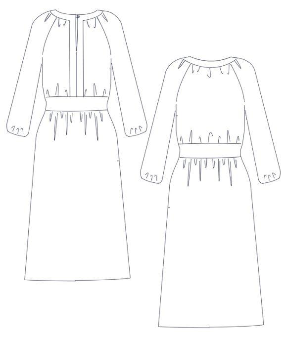 Schnittmuster 20er kleid kostenlos – Teure Kleider 2018