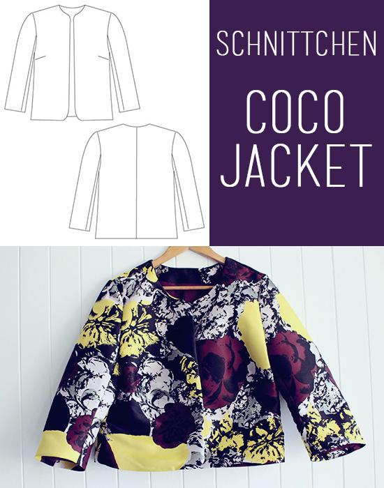 Schnittchen-Coco-Jacket
