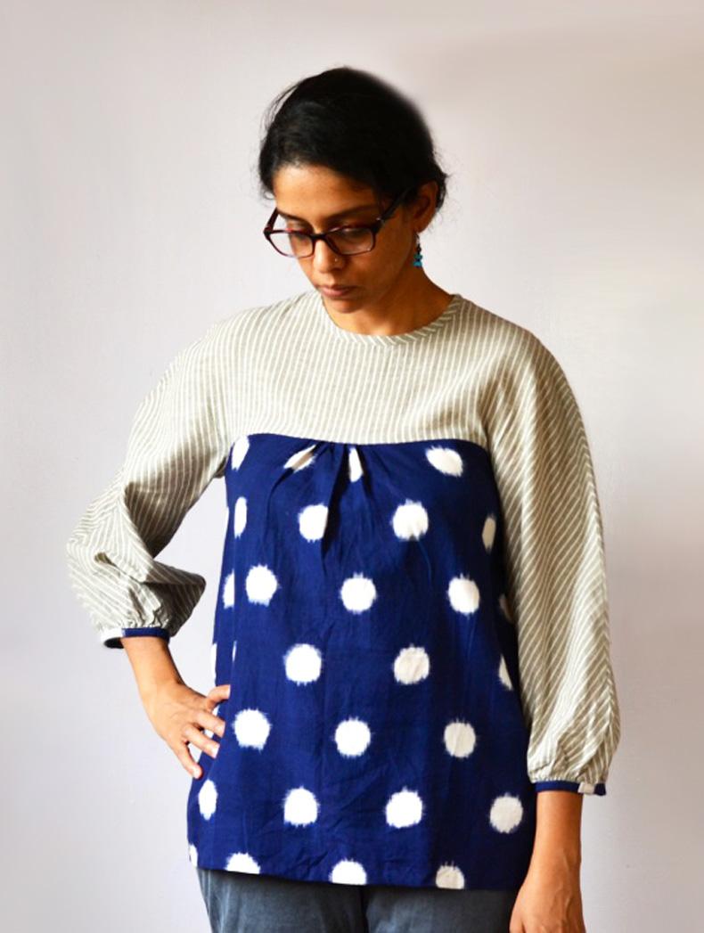 SATW Sewing Around The World / Asmita - Neu Delhi | schnittchen patterns
